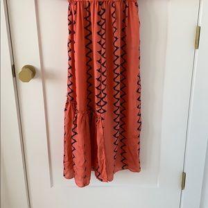 Apiece Apart Dresses - Apiece Apart off the shoulder maxi dress